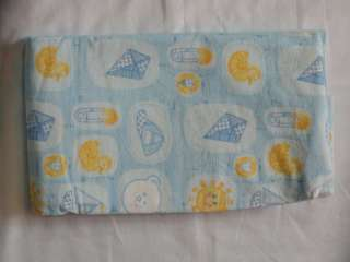 CRIB QUILT/CRIB SHEET  BOY BABY BOATS,CAPS,KITES&DUCKS