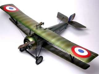 academy 1 32 nieuport 17 Aircraft Scale model kit