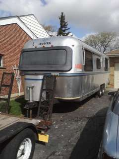 Avion 1987 Model 30P 30 Travel Trailer by Fleetwood **Compare to