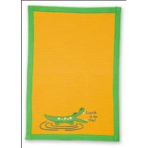 Stephen Joseph Alligator Baby Burp Cloth Baby