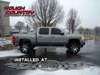 07 10 Chevy/GMC 1500 4x4 Truck 5 Suspension Lift Kit