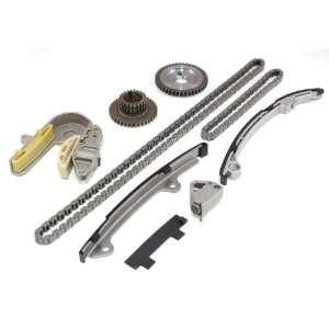 02 05 Nissan Altima 2.5 Dohc Qr25De Timing Chain Kit