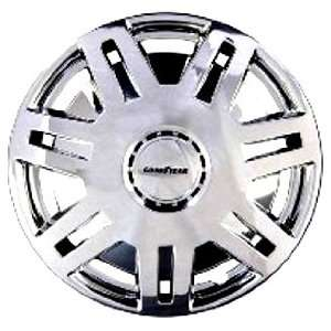Lacquer ABS Plastic Universal Wheel Cover Set   Pack of 4: Automotive