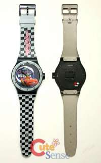 Cars Mcquuen Large WALL CLOCK  Wrist Watch Shape 37in