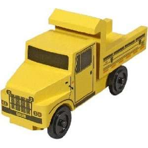 Whittle Shortline Wooden Toy Dump Truck Made in USA Lead