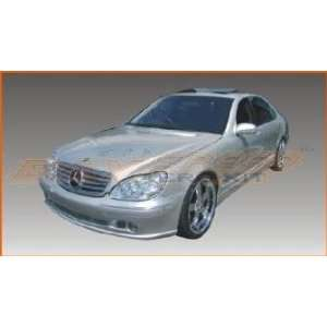 01 05 Mercedes Benz S Class W220 L Style Front Bumper Automotive
