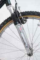7000 Mountain Bike 19.5 Bicycle Ice Green Shimano STX Easton USA Made