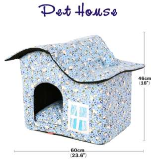 brand new dog house pet house tent puppy carrier bed C