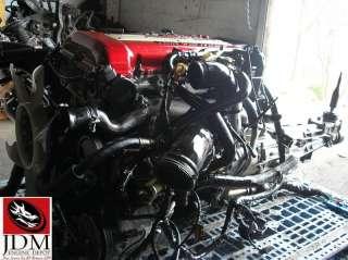 NISSAN 240SX 180SX SILVIA S13 TURBO ENGINE TRANSMISSION ECU REDTOP JDM