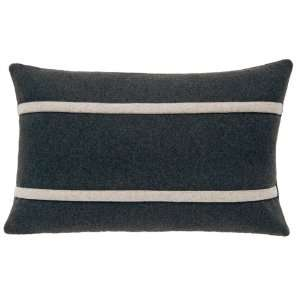 Lumbar Pillow in Charcoal by Blu Dot Home & Kitchen