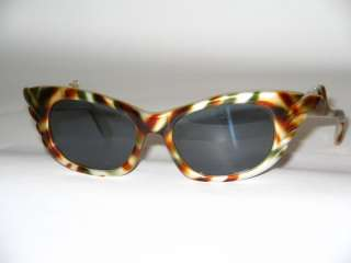 Vintage great 50´s style Rock´n Roll sunglasses, France