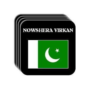 Pakistan   NOWSHERA VIRKAN Set of 4 Mini Mousepad Coasters