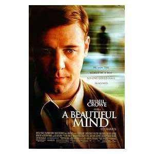 A Beautiful Mind 1 of 2 Extra Large Movie Poster Image
