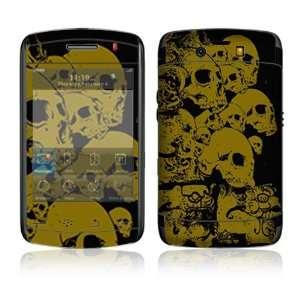 Skull Mine Decorative Skin Decal Cover Sticker for