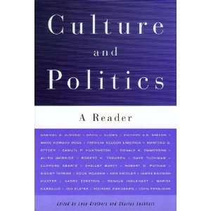 Culture & Politics Lane Crothers 9780333946626  Books