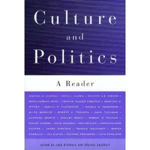 Culture & Politics Lane Crothers 9780333946626  Books