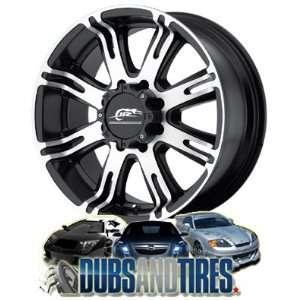 22 Inch 22x9.5 DALE EARNHARDT JR wheels RIBELLE Matte