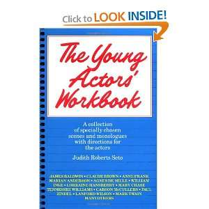 The Young Actors Workbook (9780802150820): Roberts Seto