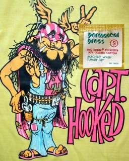 Fast Times Ridgemont High Dazed Confused Hippie Dope Drug NOS T SHIRT