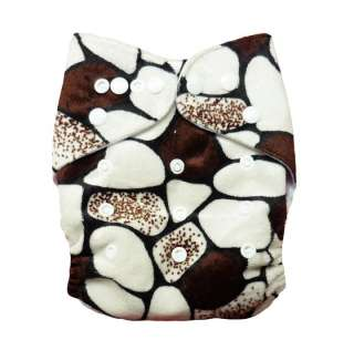 BABY AIO Re Usable CLOTH DIAPERS NAPPY 1 INSERT M06
