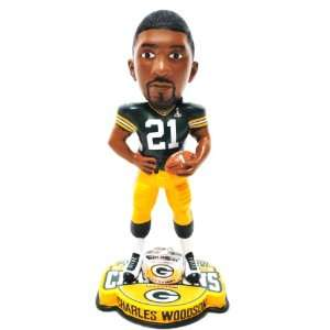 NEW ITEM Charles Woodson #21 Green Bay Packers Nfl official Super