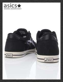 Brand New ASICS AARON CV Shoes Black #5
