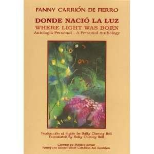 [sic] mis testigos) (9789978413791): Fanny Carrion de Fierro: Books