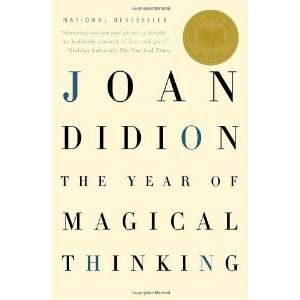 he Year of Magical hinking [Paperback] Joan Didion Books