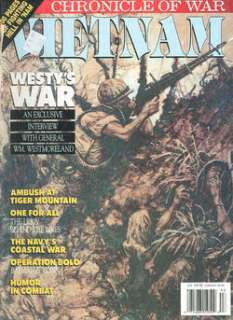 CHRONICLE OF WAR V1 N3 US ARMY SPECIAL FORCES LRRP / M 42 / 101st ABN