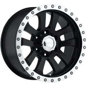 American Eagle 63 20x9 Black Wheel / Rim 6x5.5 with a 20mm Offset and