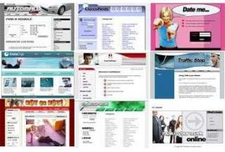 50 Money Making Websites Store Classifieds  Special $