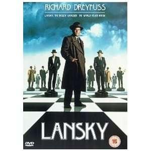 Lansky Richard Dreyfuss, Yosef Carmon, Mosko Alkalai