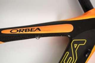 ORBEA ORCA FULL CARBON FIBER ROAD BIKE FRAME SET 51 cm RACE BICYCLE