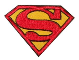 FLASH Suit Logo Embroider Patch Super Powers Friends
