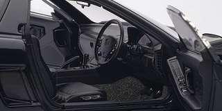 HONDA Acura NSX 1990 BERLINA Black diecast 1:18 AUTOART
