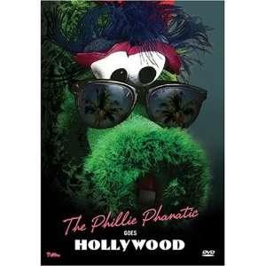 The Phillie Phanatic Goes Hollywood