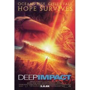 Deep Impact (1998) 27 x 40 Movie Poster Style C: Home