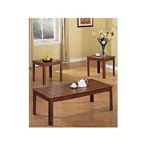 Acme Furniture Coffee End Table 3 piece 06171 set: Home