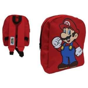 Super Mario Bros. Mini Backpack Red