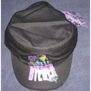 Bieber Hat Over Board Justin Bieber Runaway Love Hat: Toys & Games