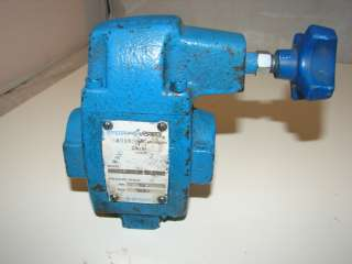 SPERRY/VICKERS CT06B50/CT 06 B 50 RELIEF VALVE ***XLNT***