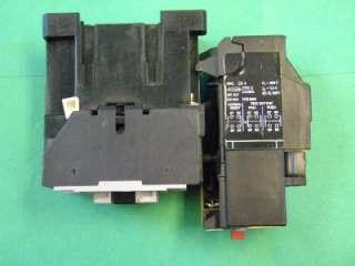 Allen Bradley 100A9ND3 Contactor W/ 193BSB60 Relay