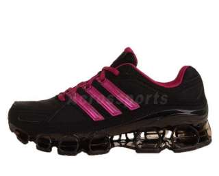 Adidas Ambition PB 3 W Bounce Black Top Running Shoes 2 U42369