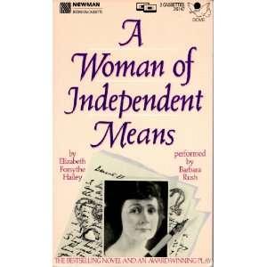 Means (9781558000629): Elizabeth Forsythe Hailey, Barbara Rush: Books
