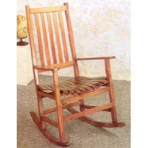 Build Your Own FRONT PORCH ROCKING CHAIR Pattern DIY PLANS; So Easy