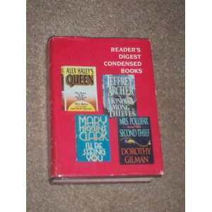 Books, Volume 1: 1994): Mary Higgins Clark, Jeffrey Archer, Alex Haley