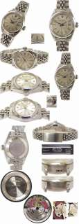 Rare 1981 Rolex 6916 Ladys Oyster Perpetual Date Watch