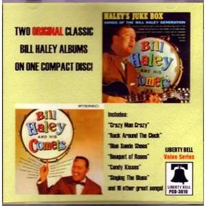 Bill Haley & Comets / Haleys Juke Box 2fer CD Bill Haley