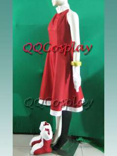 Amy Rose Cosplay Costume