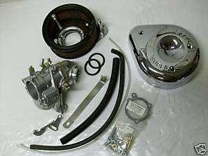 Harley Ironhead sportster S&S super E carburetor carb